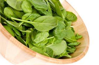 источник лютеина шпинат